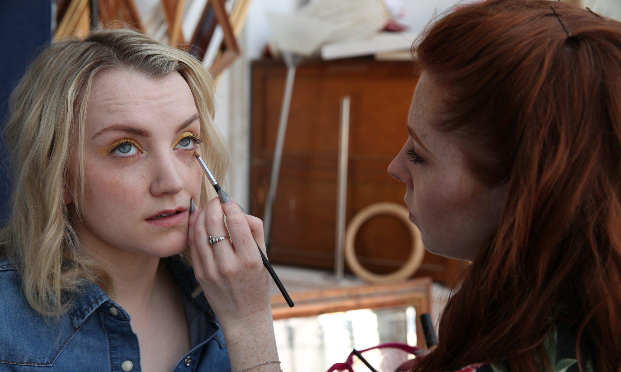 Chloe Campbell makeup artist